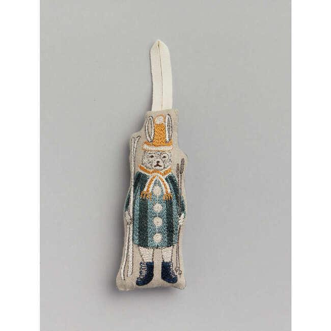 Slopes Bunny Ornament