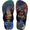 Kids Max Heroes, Navy & Navy - Sandals - 1 - thumbnail