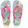 Kids Fantasy, Blue & Pink - Sandals - 1 - thumbnail