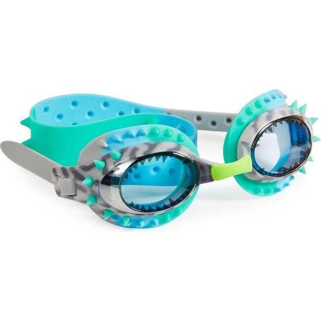 Prehistoric Times Goggles, Raptor Blue Grey - Goggles - 1