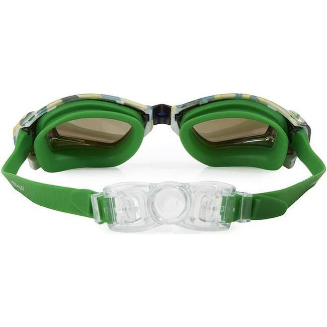 Mack Truck Camo Goggles, 4 x 4 Green