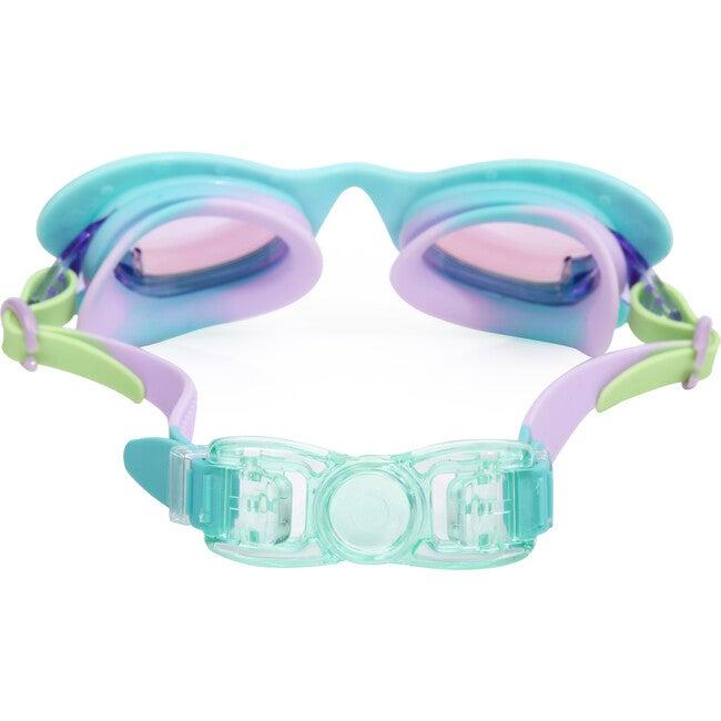 Flutter Fly Adjustable Goggles, Peppermint Blue