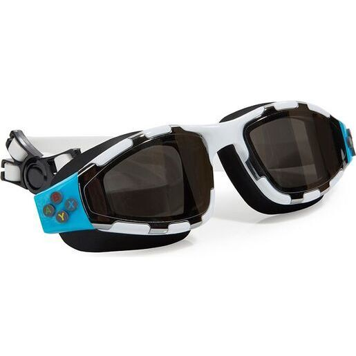 Video Gaming Controller Goggles, White