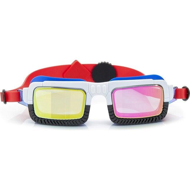 Breaker Breaker Truck Norris Swim Goggles, Multi