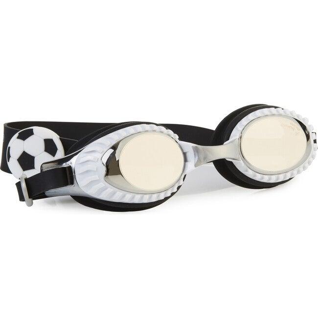 Sports Fan Swim Goggles, Soccer
