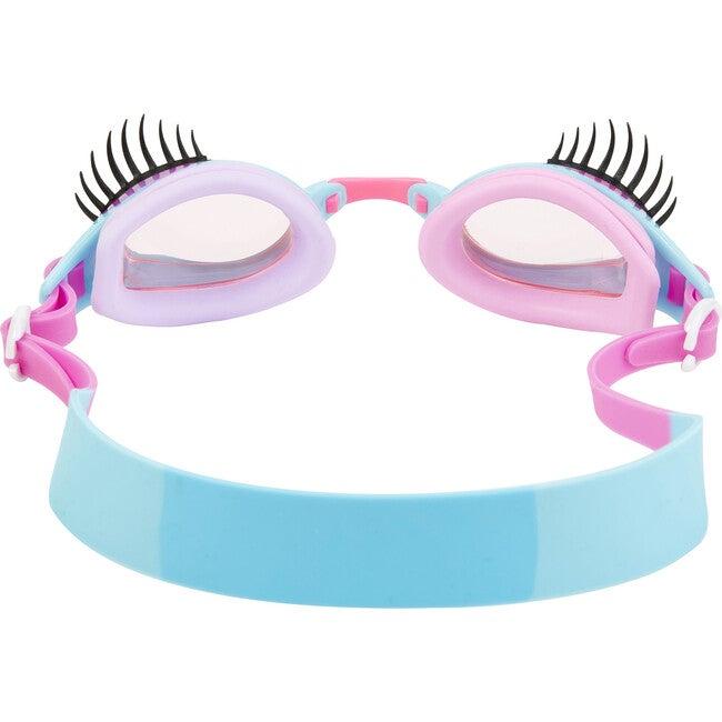 Glam Lash Goggles, Blue