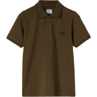 Polo Short Sleeve, Green
