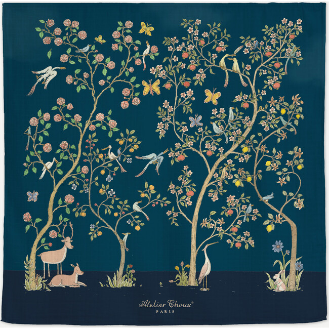 Swaddle Gift Set, Bloom Midnight - Bibs - 1
