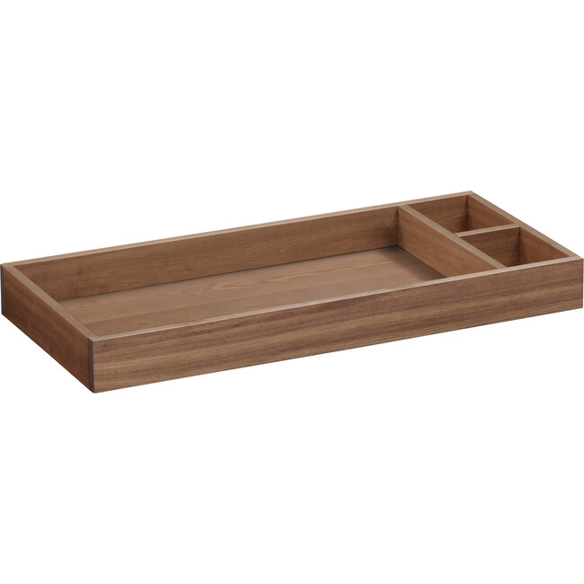 Removable Changer Tray for Nifty, Walnut