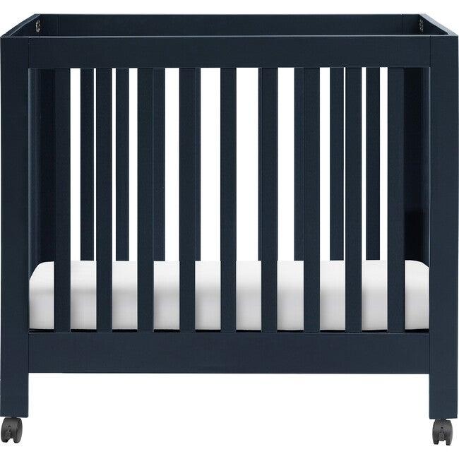 Origami Mini Crib, Navy