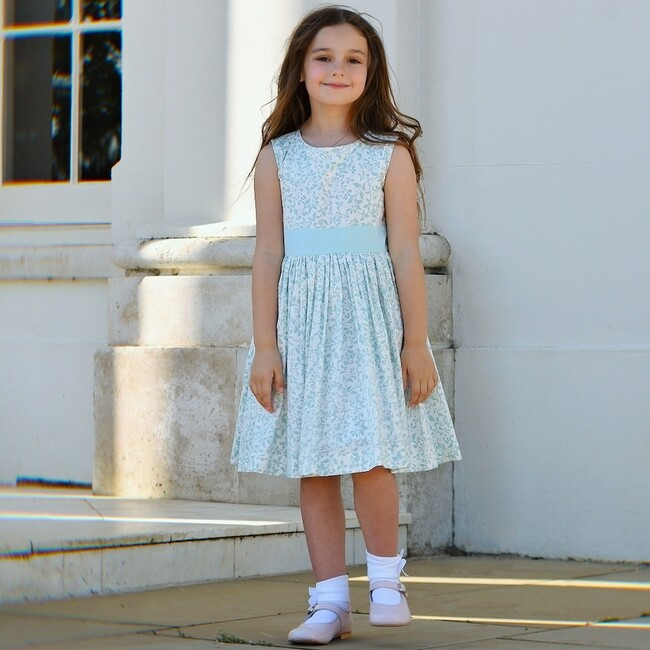Bloomsbury Celebration Dress, Classic Mint