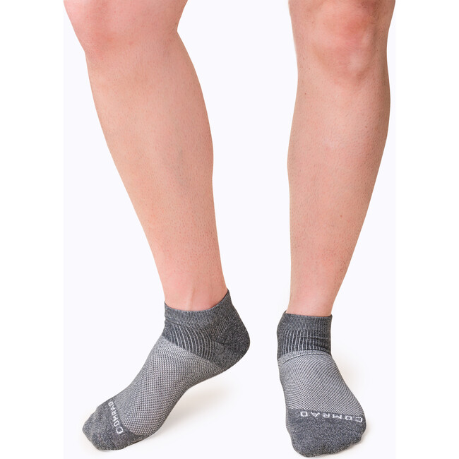 Ankle Compression Socks – 4-Pack, Mixed