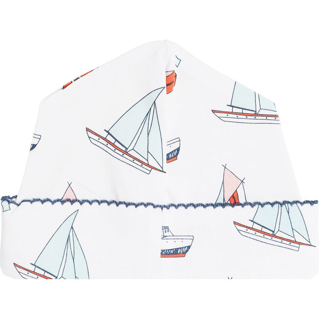 Boats Receiving Hat - Hats - 1