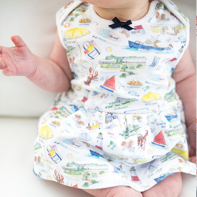 Limited Edition Hamptons Riley Romper