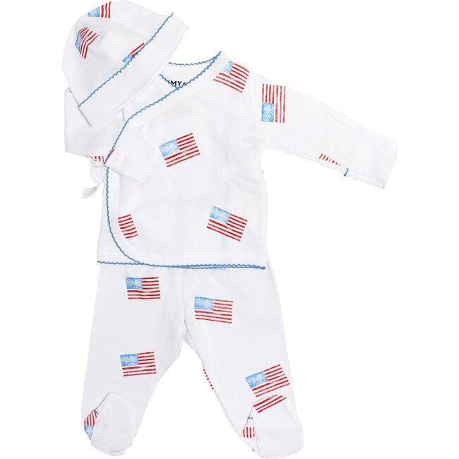American Flag Take Me Home Set