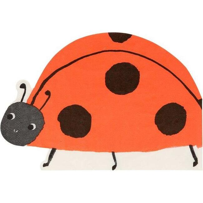 Ladybird Napkins