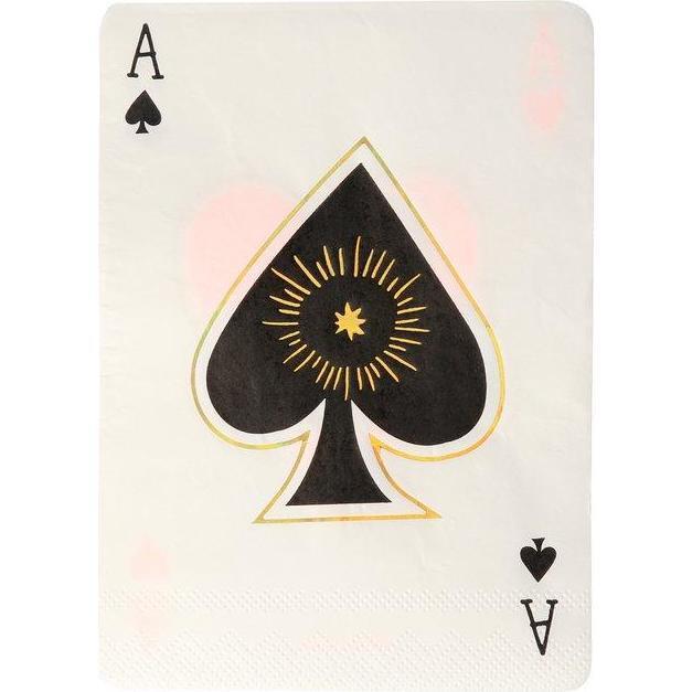 Magic Aces Napkins