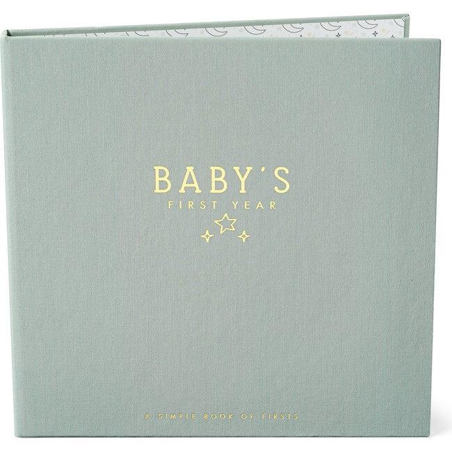 Celestial Skies Luxury Memory Baby Book