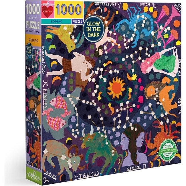 Zodiac 1000-Piece Puzzle