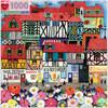 Whimsical Village 1000-Piece Puzzle - Puzzles - 1 - thumbnail