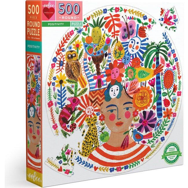 Positivity 500-Piece Puzzle