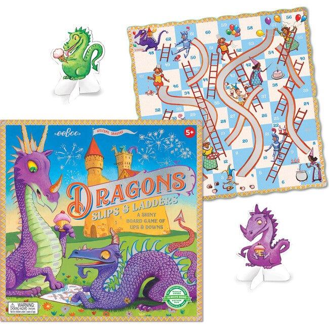 Dragons Slips & Ladders