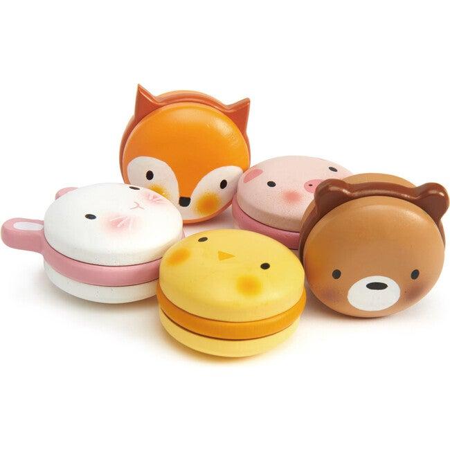 Animal Macarons
