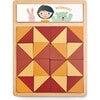 Patchwork Quilt Puzzle - Puzzles - 1 - thumbnail