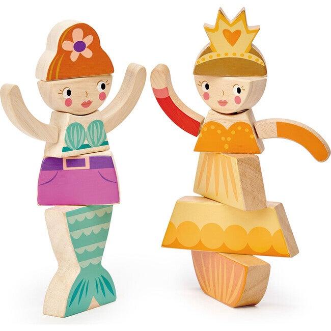 Princesses and Mermaids