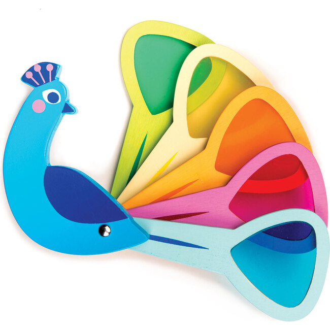 Peacock Colors - Games - 1