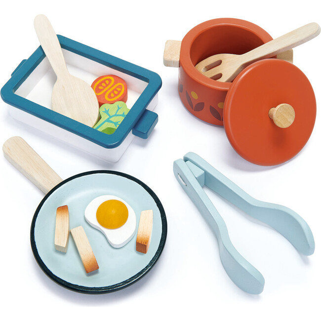 Pots and Pans - Play Food - 1