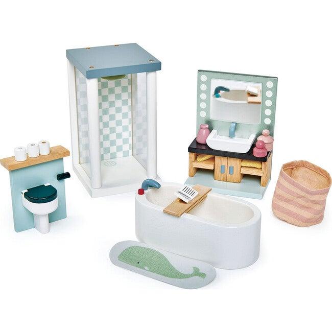 Dovetail Bathroom Set