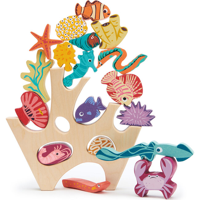 Stacking Coral Reef