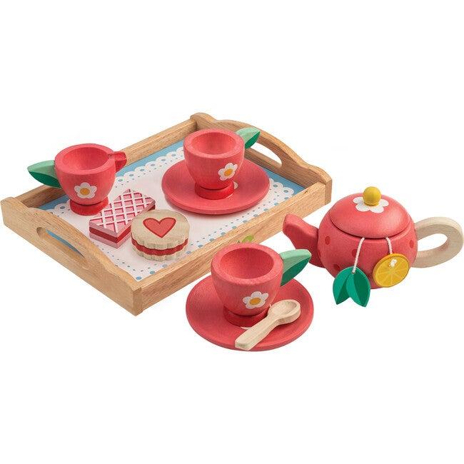Tea Tray Set - Play Food - 1