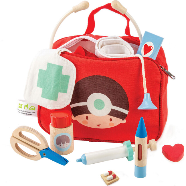 Doctor and Nurses Set - Role Play Toys - 1
