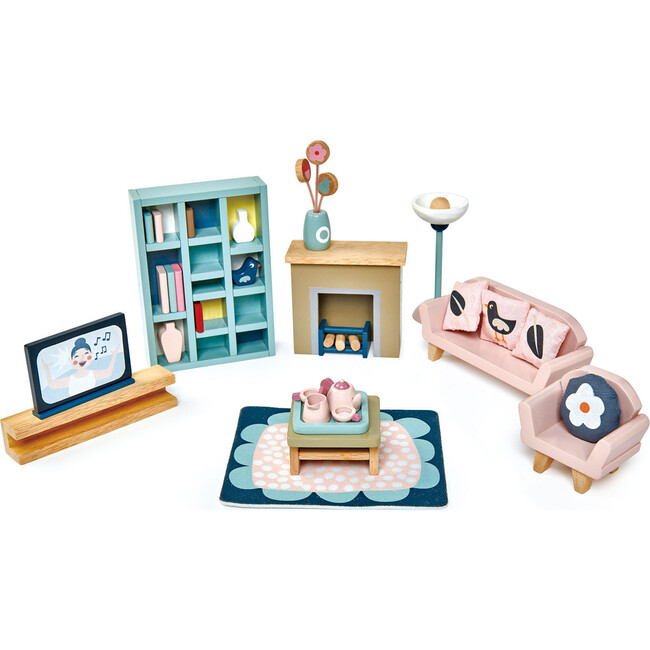 Dovetail Sitting Room Set