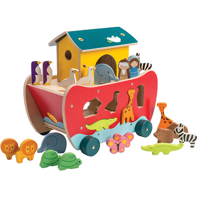 Noah's Shape Sorter Ark