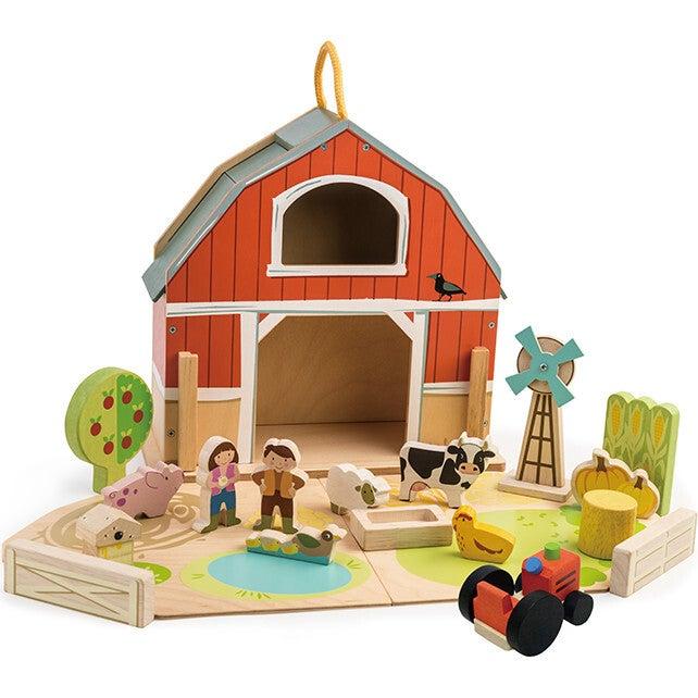 Baby Barn Set