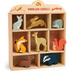 Woodland Animals - Woodens - 1 - thumbnail