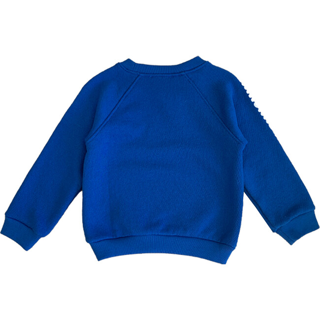 Sunshine Sweatshirt, Blue