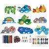 Make a Mask Kit - Arts & Crafts - 2