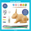 Paper Mache Kit, Bunny - Arts & Crafts - 2