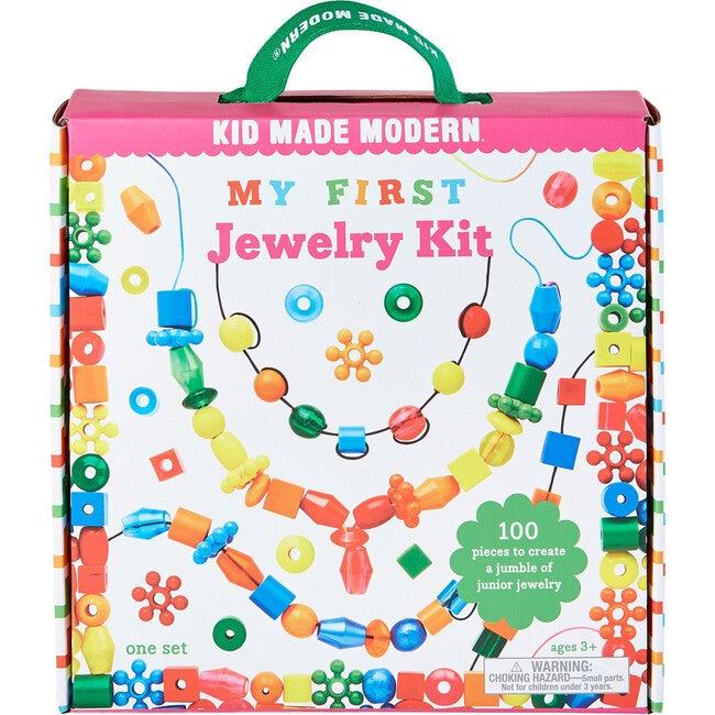 My First Jewelry Kit - Arts & Crafts - 1