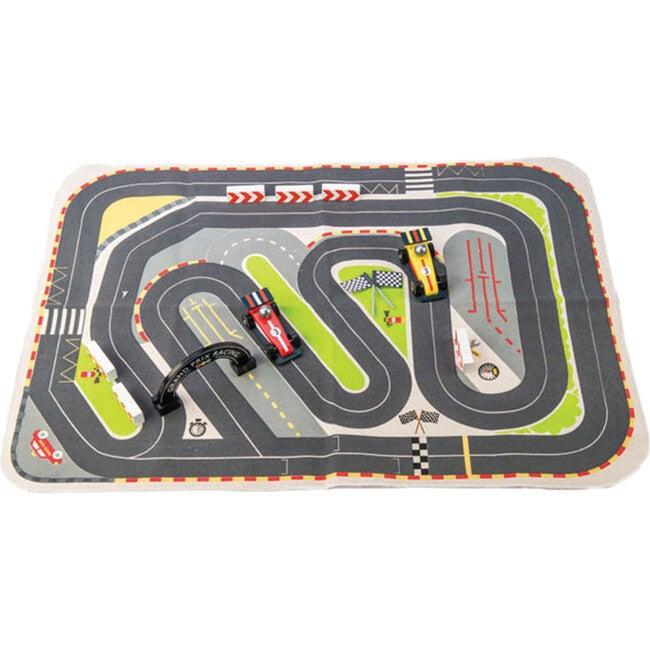 Formula One Racing Playmat