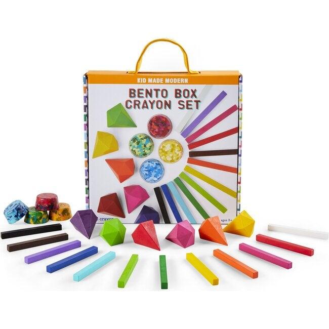 Bento Box Crayon Set