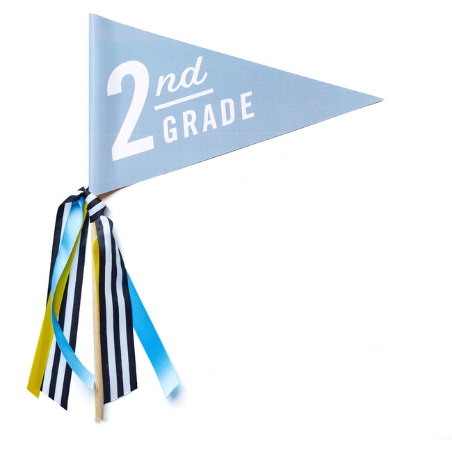 First Day of 2nd Grade Banner