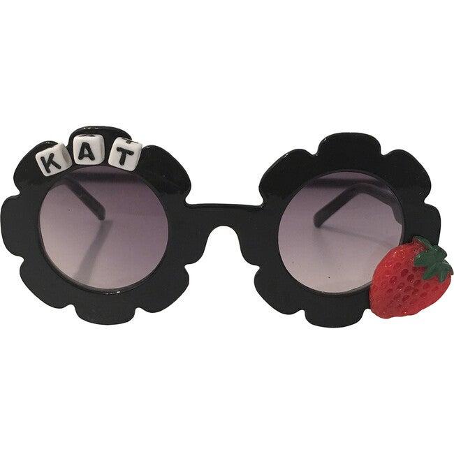 Very Berry Strawberry Monogrammable Sunglasses