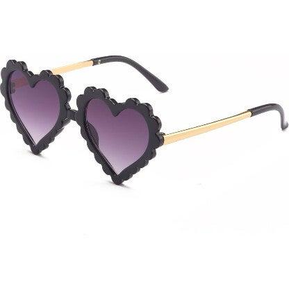 Heartbreaker Sunglasses, Black - Sunglasses - 1