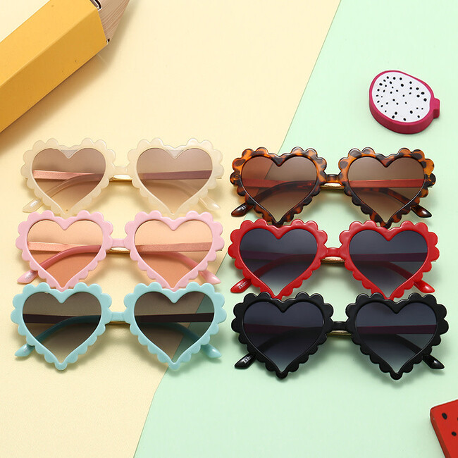 Heartbreaker Sunglasses, Black