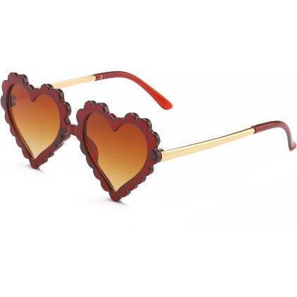 Heartbreaker Sunglasses, Brown